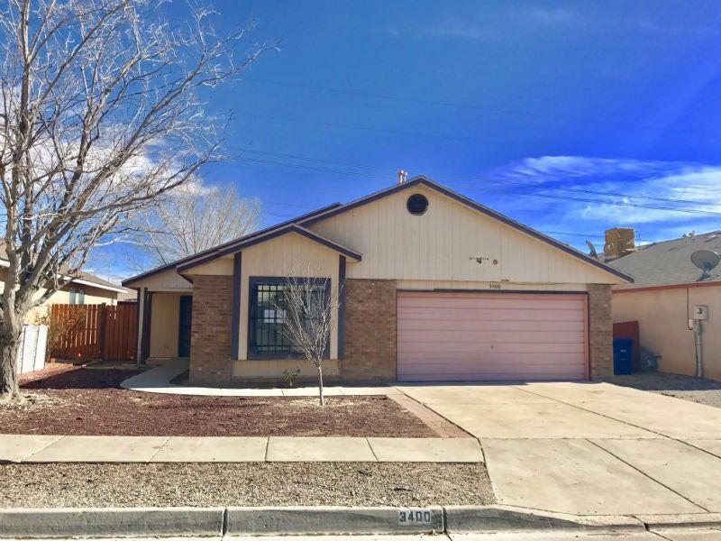 3400 Todos Santos Street NW, Albuquerque, NM 87120