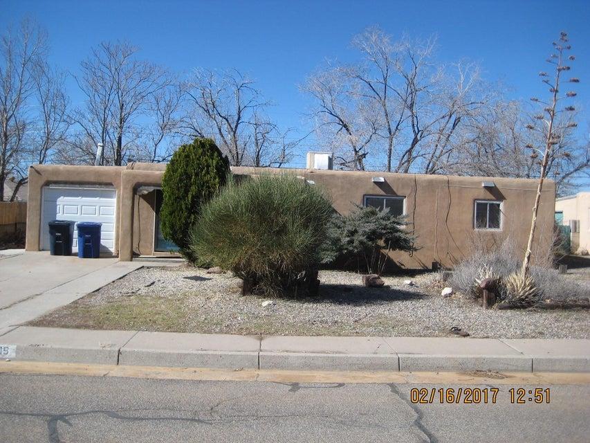 1505 Hendola Drive NE, Albuquerque, NM 87110