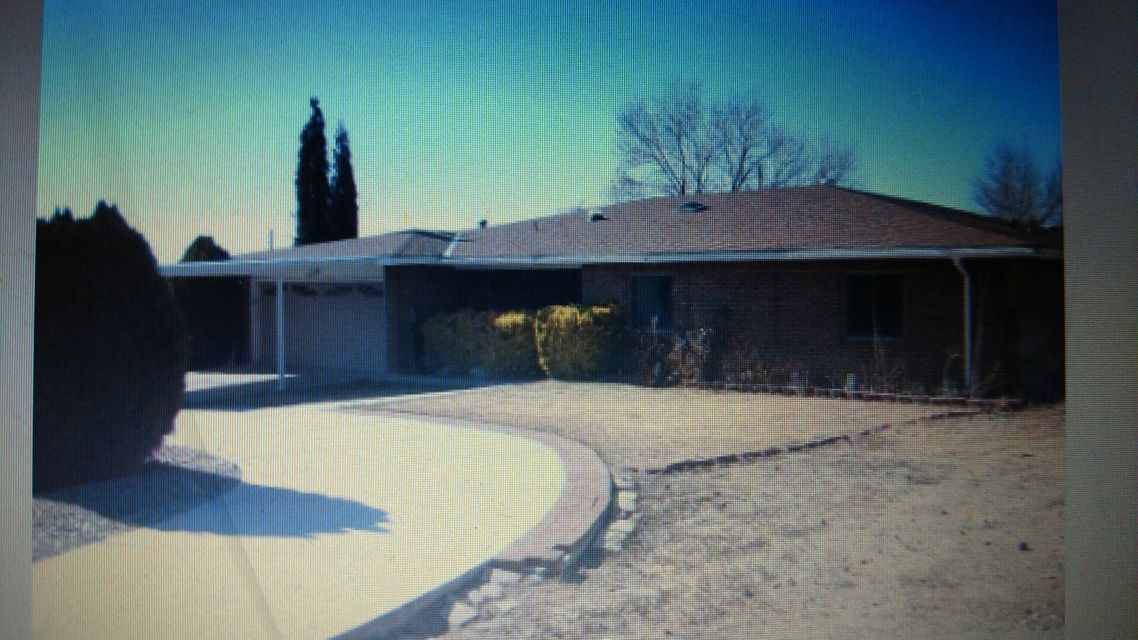 301 Trimble Boulevard NE, Albuquerque, NM 87123