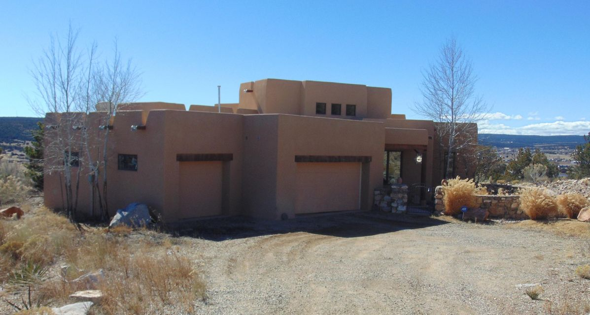 18 Snowflake Trail, Edgewood, NM 87015