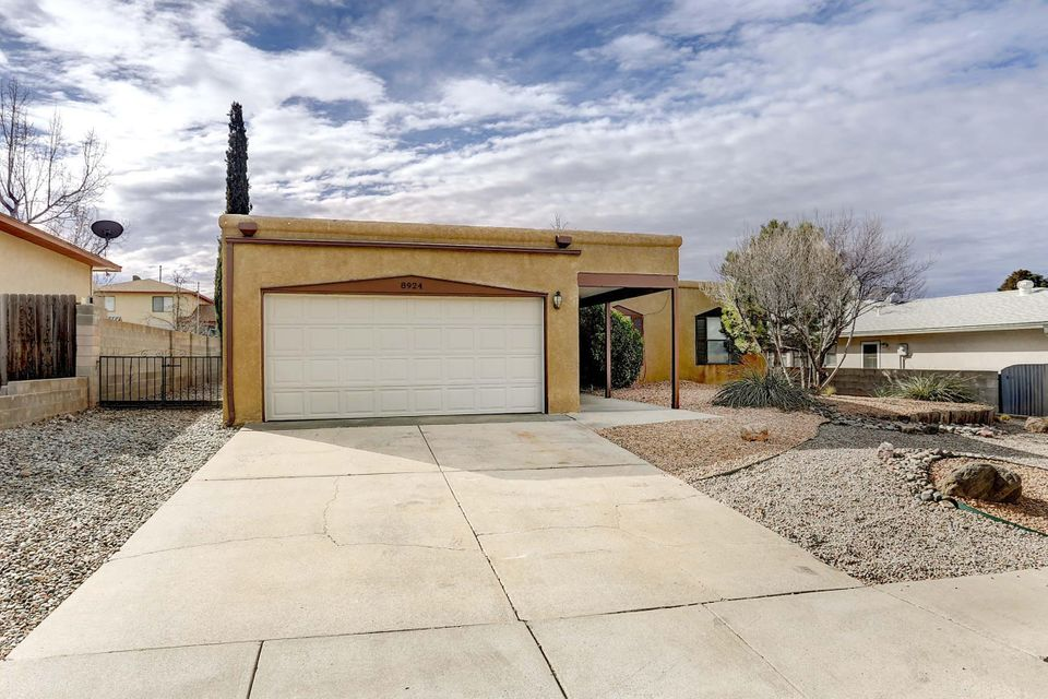 8924 Opportunity Drive NE, Albuquerque, NM 87109
