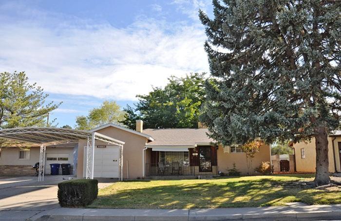 3118 California Street NE, Albuquerque, NM 87110