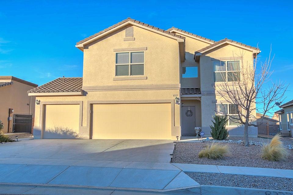 8323 Mesa Top Road NW, Albuquerque, NM 87120
