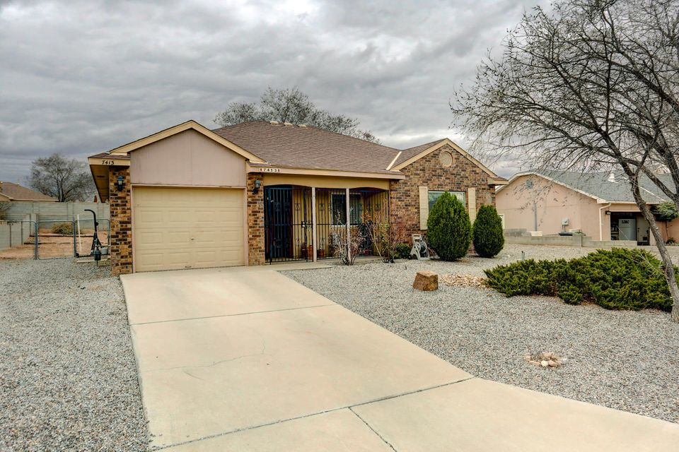 7413 Branco Drive NE, Rio Rancho, NM 87144