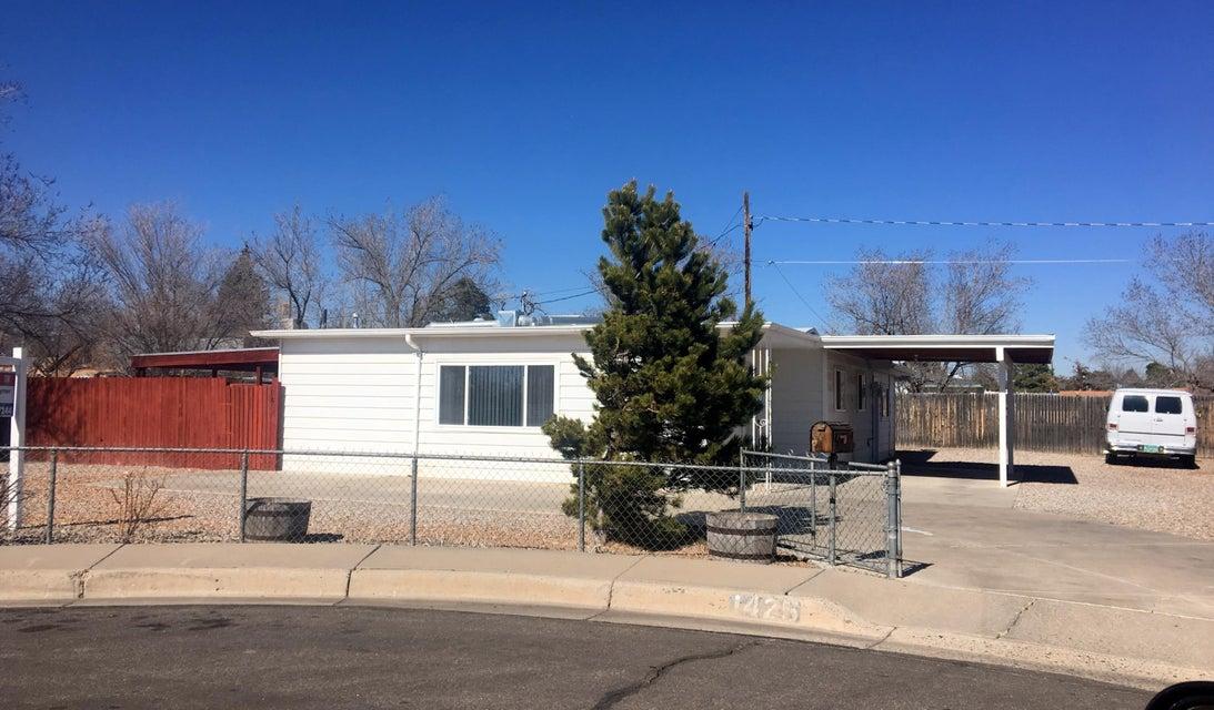 1425 San Andres NW, Albuquerque, NM 87107