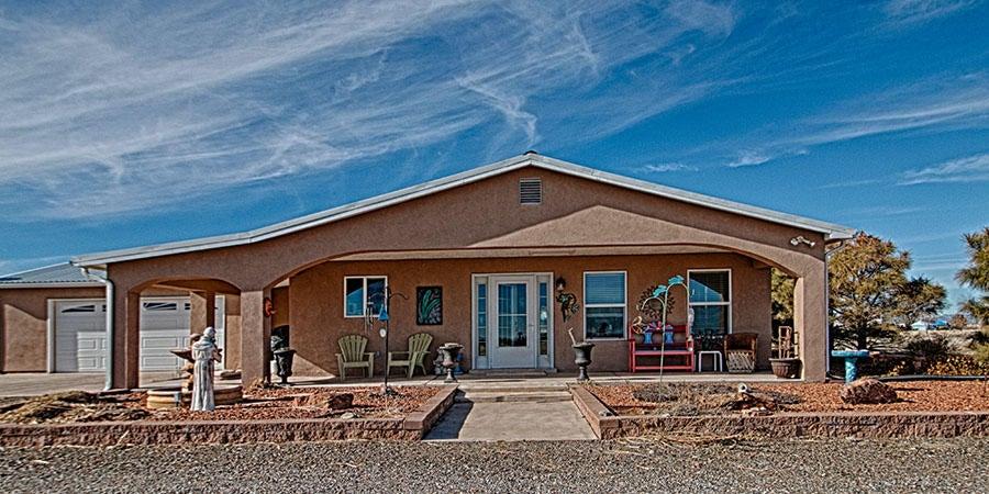 35 Coyote Loop, Moriarty, NM 87035