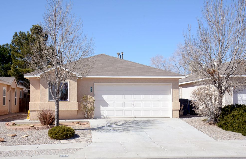 323 Vista Del Angel SW, Albuquerque, NM 87121
