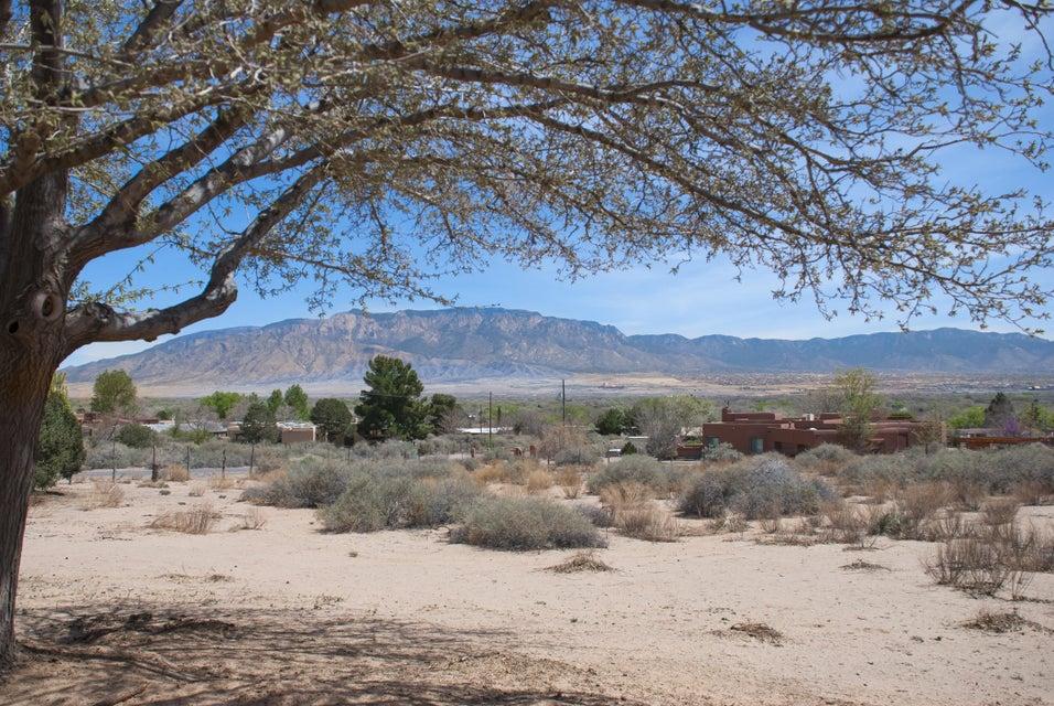Lot 3 El Rey Drive, Corrales, NM 87048