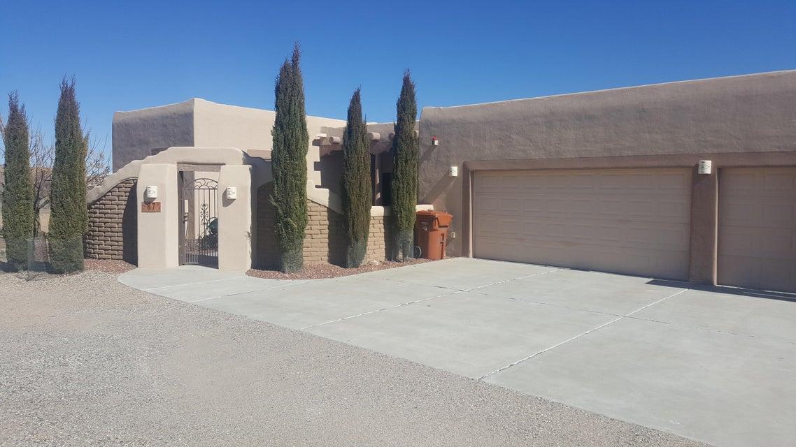 87 El Dorado Road, Corrales, NM 87048