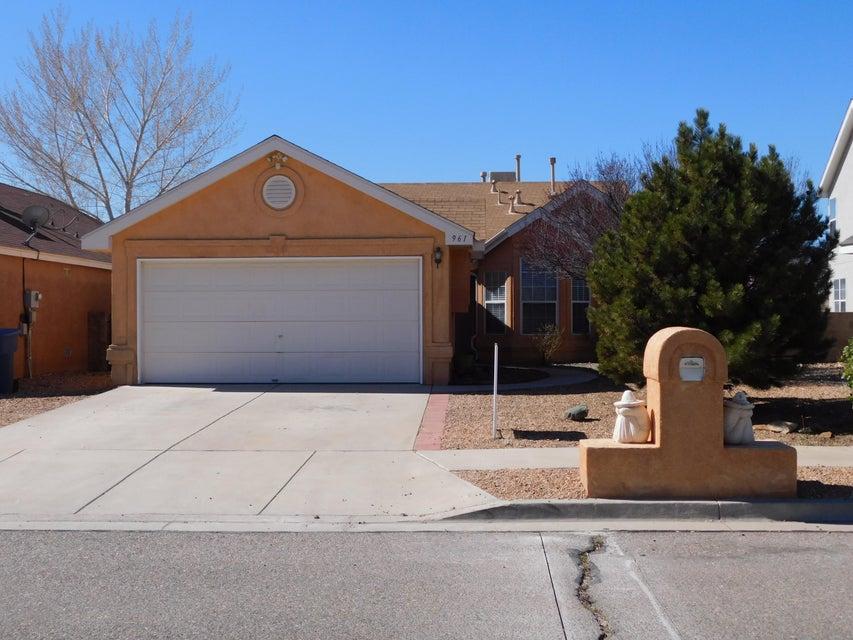 961 Avenida Las Vistas NW, Los Lunas, NM 87031
