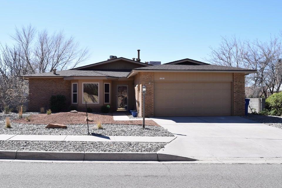 8416 Liberty Drive NE, Albuquerque, NM 87109