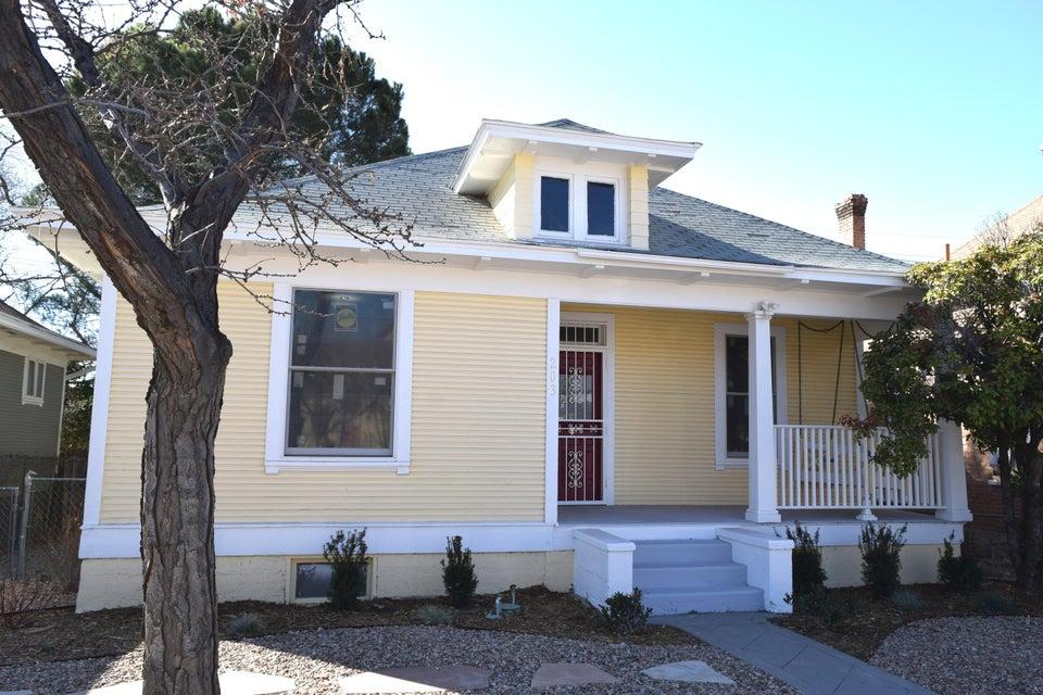 203 Edith Boulevard NE, Albuquerque, NM 87102