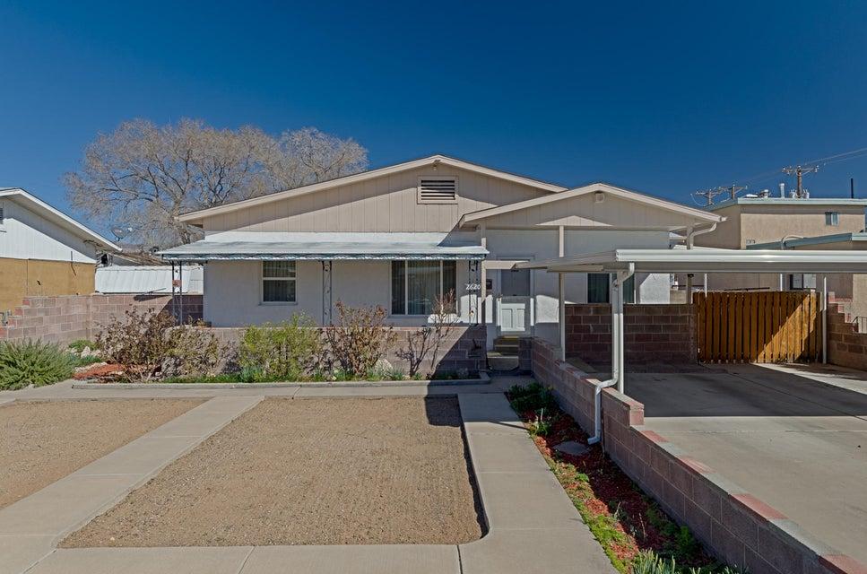 2620 Madison Street NE, Albuquerque, NM 87110