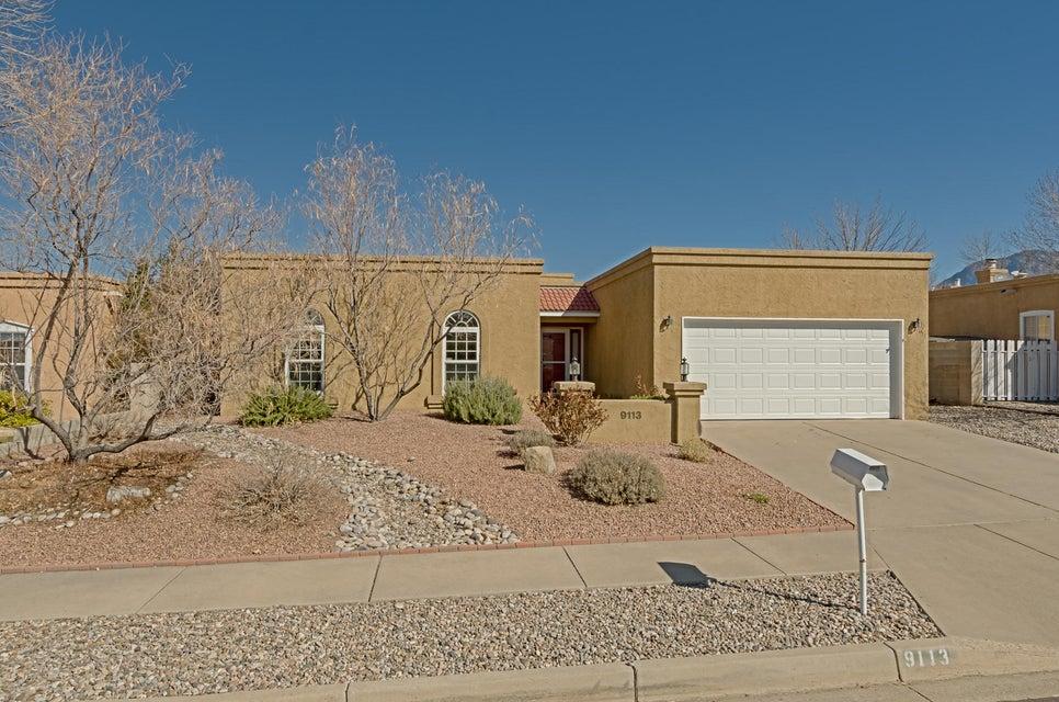 9113 Dempsey Drive NE, Albuquerque, NM 87109