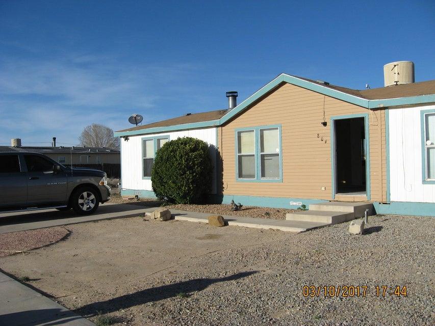804 Paseo De Las Gladiolas, Belen, NM 87002