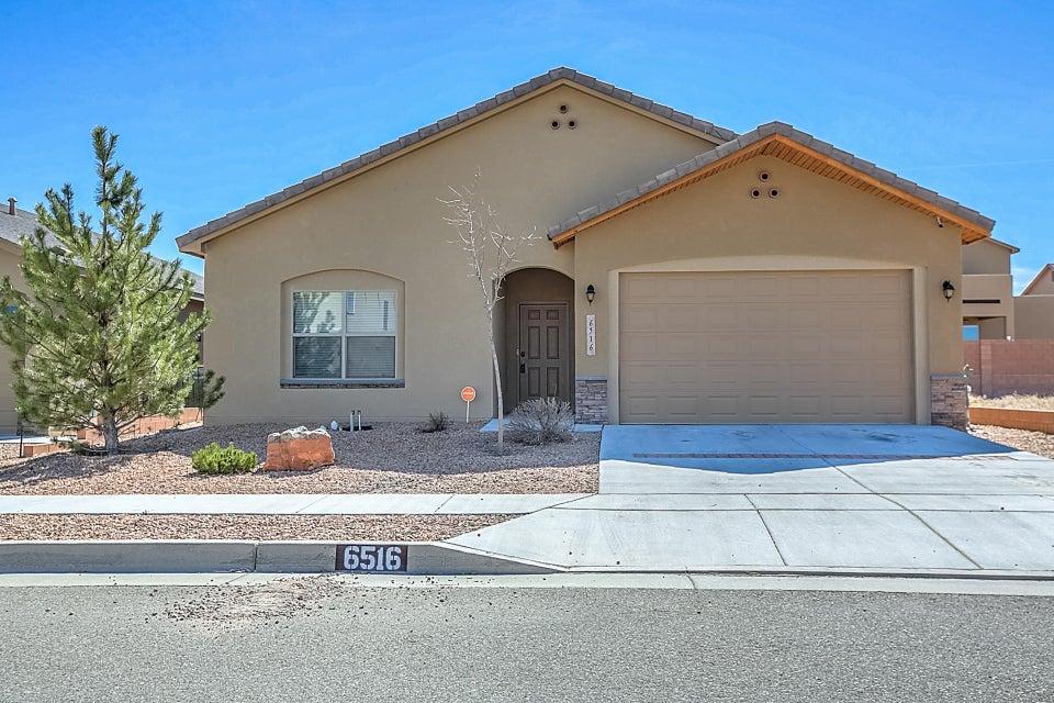 6516 Desert Spirit Road NW, Albuquerque, NM 87114