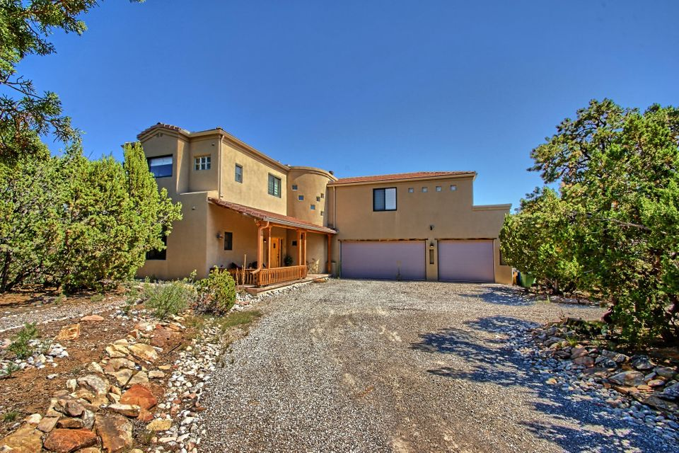 2 Canyon Ridge Drive, Sandia Park, NM 87047