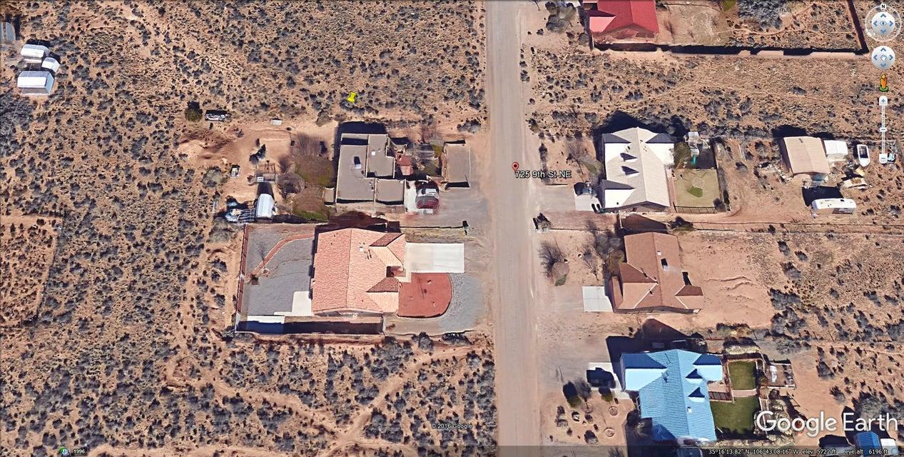 NE 9th Street NE, Rio Rancho, NM 87124