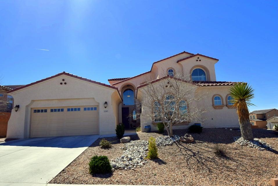 1540 Vista De Colinas Drive SE, Rio Rancho, NM 87124