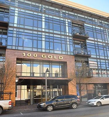 100 Gold Avenue SW 408, Albuquerque, NM 87102