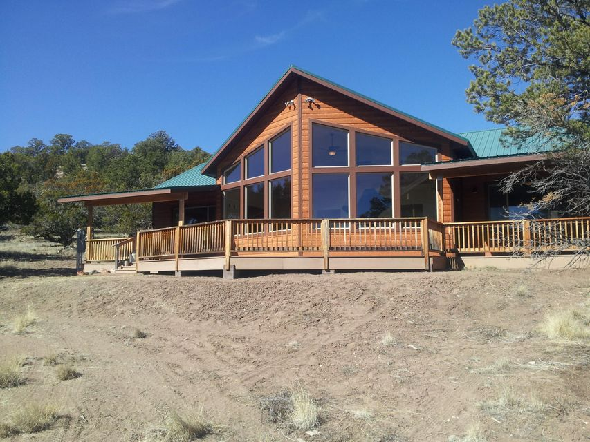 63 Cedar Drive, Pie Town, NM 87827