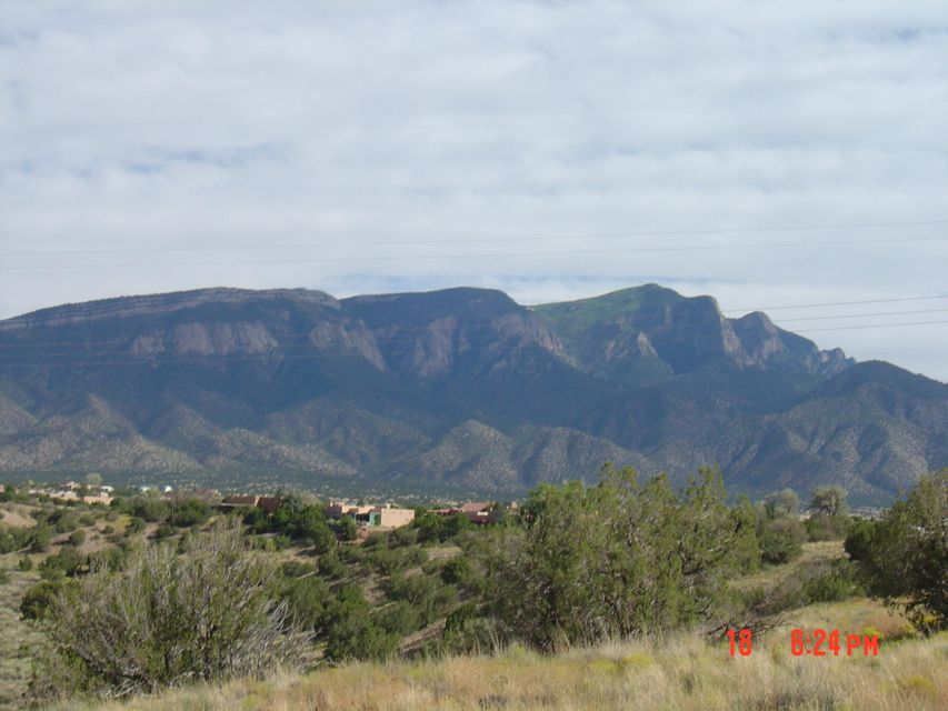 Pueble Bonito Road Lot 68, Placitas, NM 87043