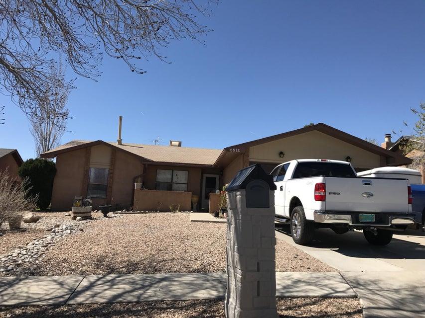 5512 Kettle Road NW, Albuquerque, NM 87120