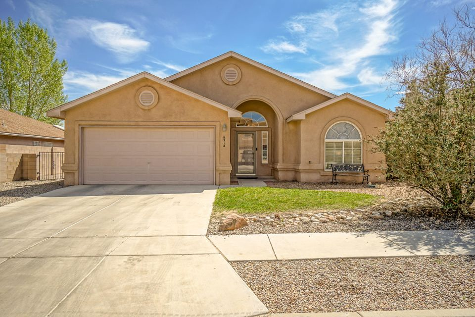 8512 Clarks Fork Road NW, Albuquerque, NM 87120