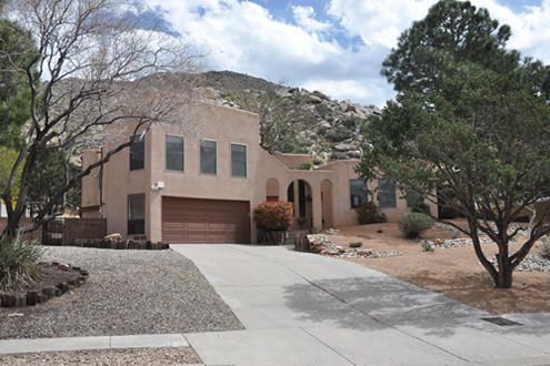 3300 Camino De La Sierra NE, Albuquerque, NM 87111