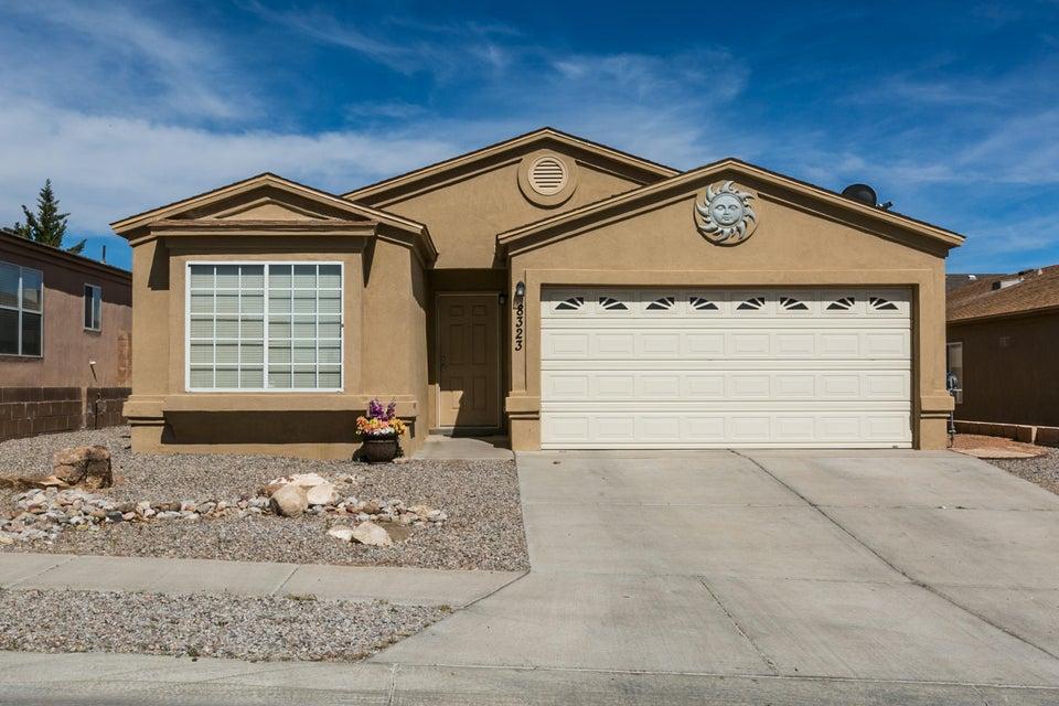 8323 Crimson Avenue NW, Albuquerque, NM 87120