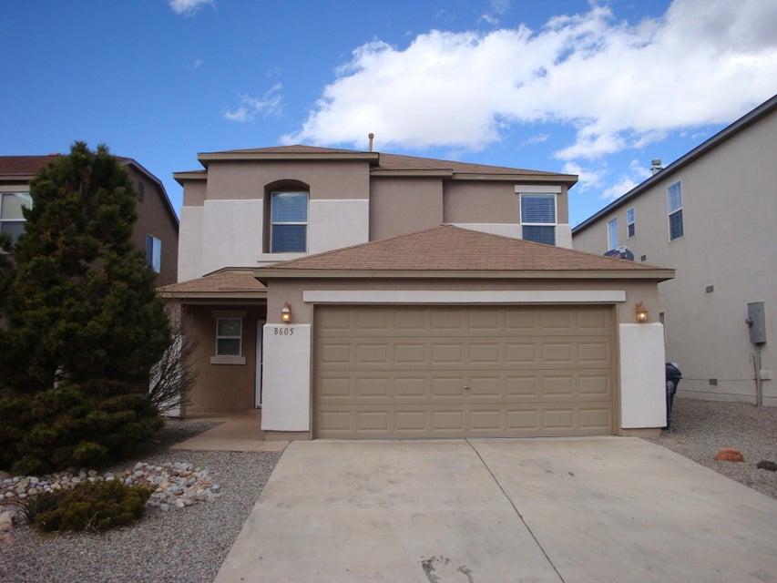 8605 Hatteras Place NW, Albuquerque, NM 87121