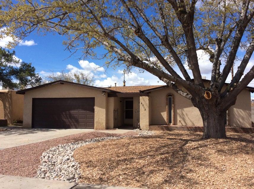 6313 Barnhart Street NE, Albuquerque, NM 87109