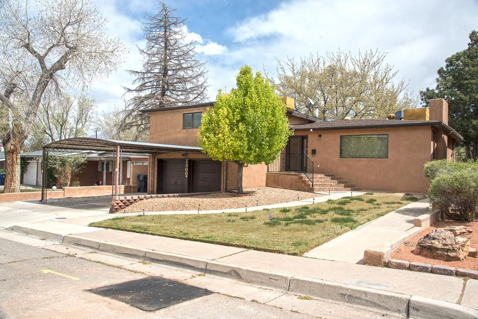 1500 Mesilla Street NE, Albuquerque, NM 87110
