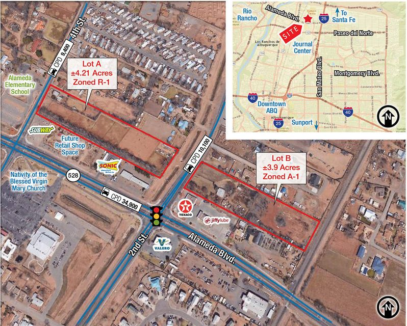 2nd Street NW, Albuquerque, NM 87114
