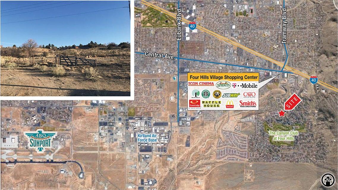 Four Hills Rd. & Hidden Valley Drive SE, Albuquerque, NM 87123