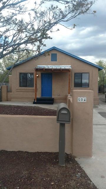 504 San Clemente Avenue NW, Albuquerque, NM 87107