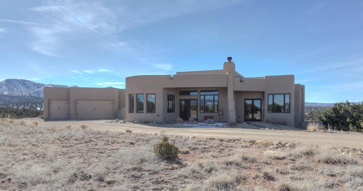 #5 Lot El Gallo Road, Cedar Crest, NM 87008