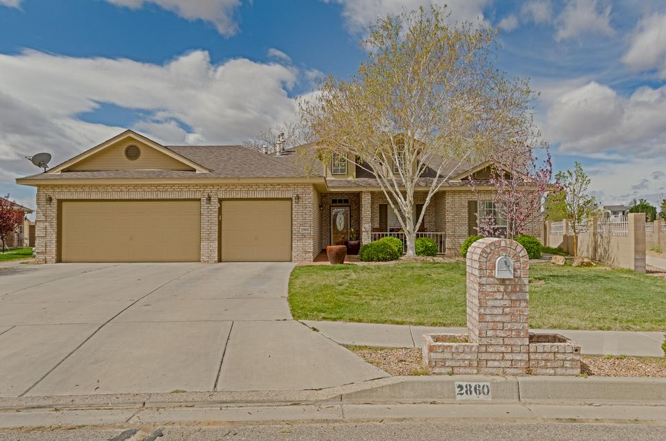 2860 W West Island Loop SE, Rio Rancho, NM 87124