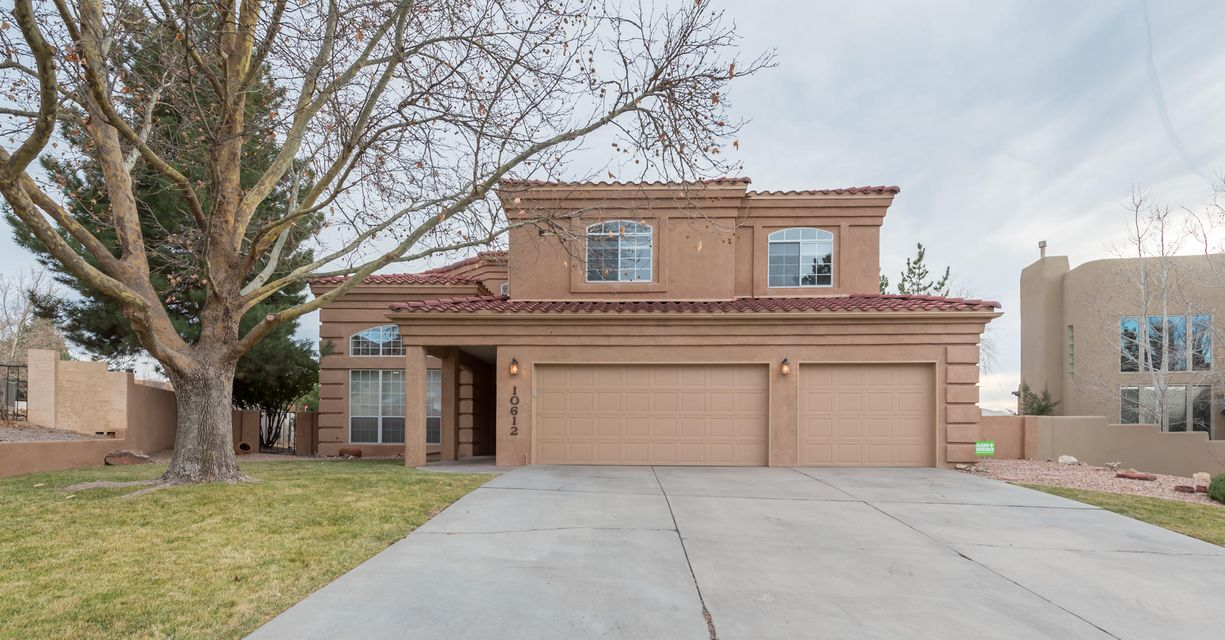 10612 Royal Troon NE, Albuquerque, NM 87111