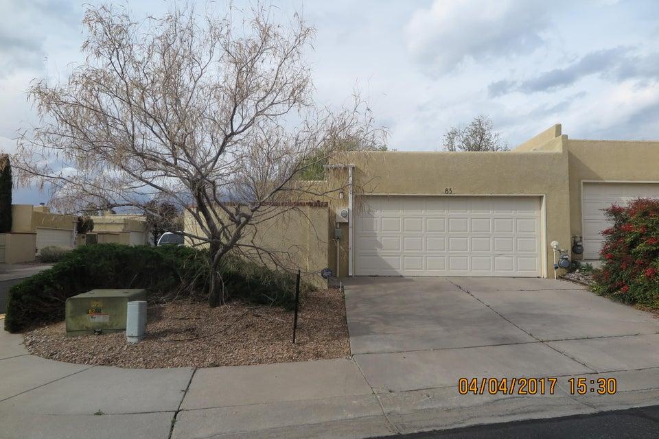 12800 Comanche Road NE UNIT 83, Albuquerque, NM 87111