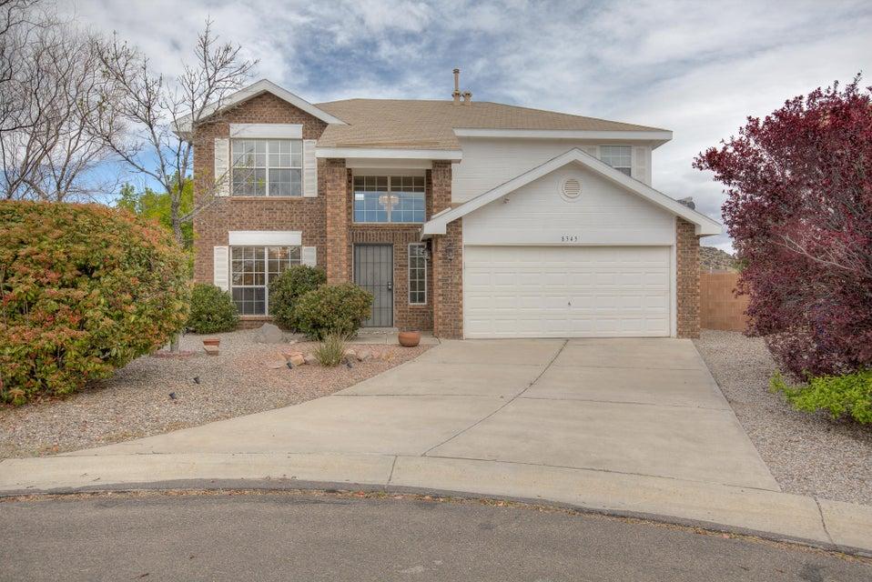 8343 Millstream Place NW, Albuquerque, NM 87120