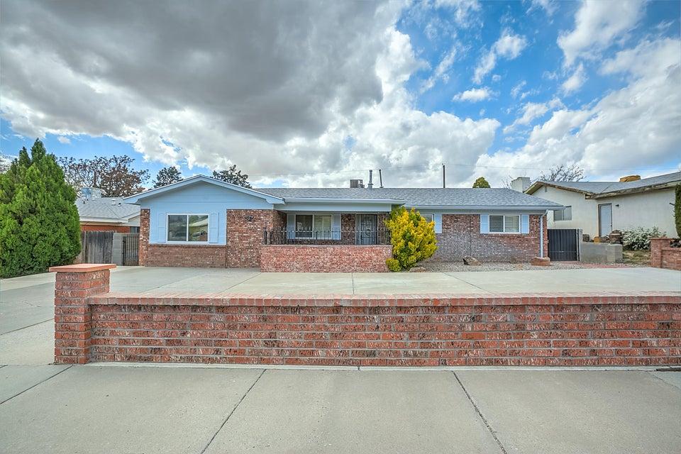 509 NE Chelwood Park Boulevard NE, Albuquerque, NM 87123