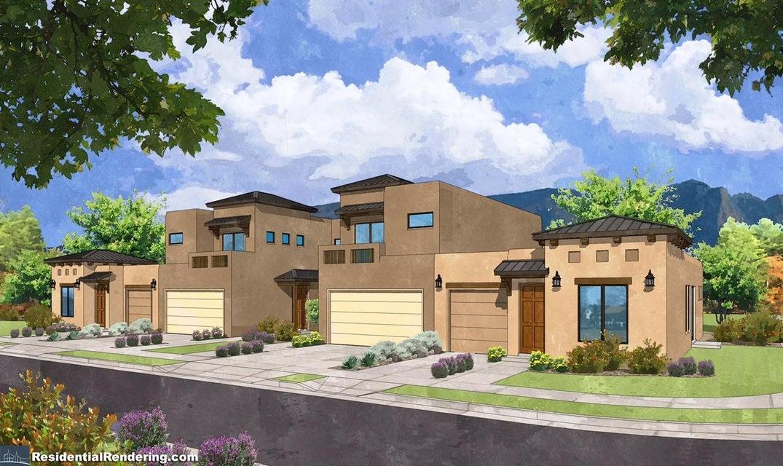 2304 Mountain Road NW, Albuquerque, NM 87104