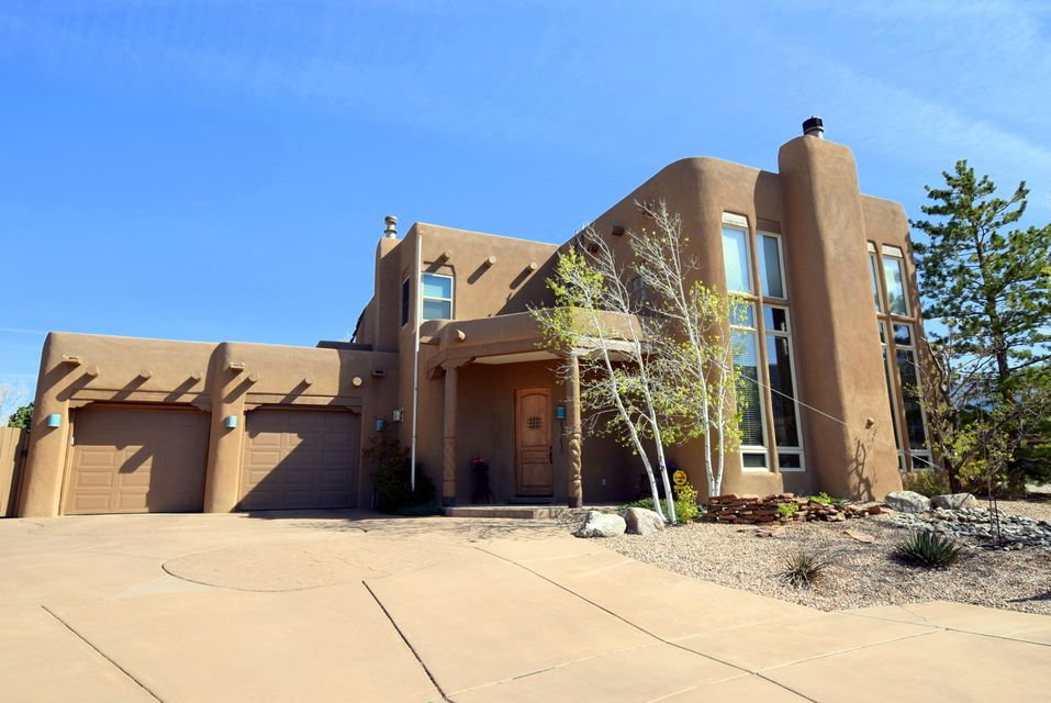 13219 Canyon Edge Trail NE, Albuquerque, NM 87111