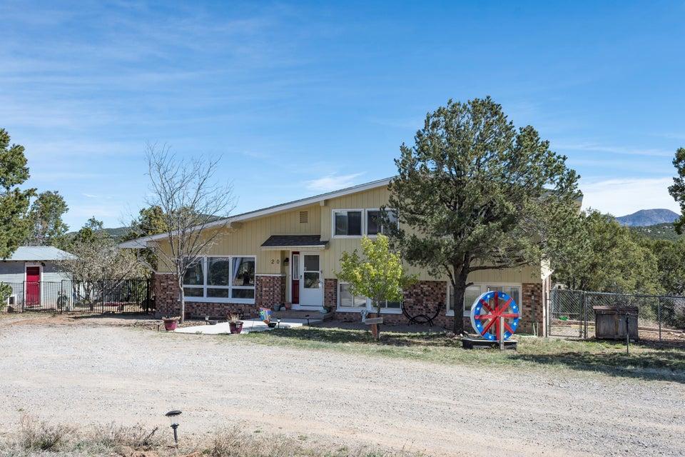 20 Del Sol Court, Sandia Park, NM 87047