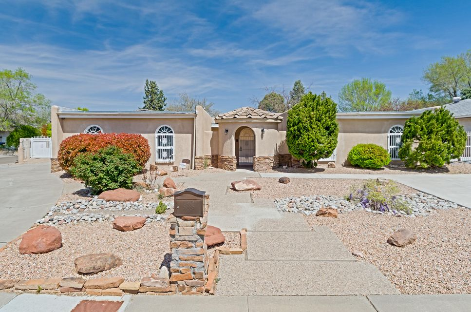 8501 Northridge Avenue NE, Albuquerque, NM 87111