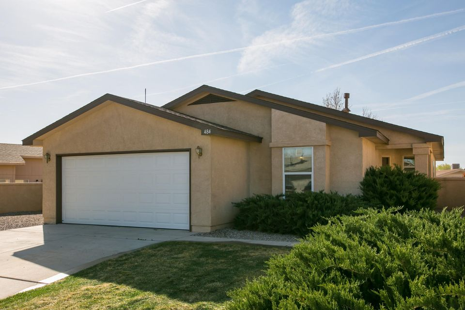484 Cimarron Meadows Court NE, Rio Rancho, NM 87144