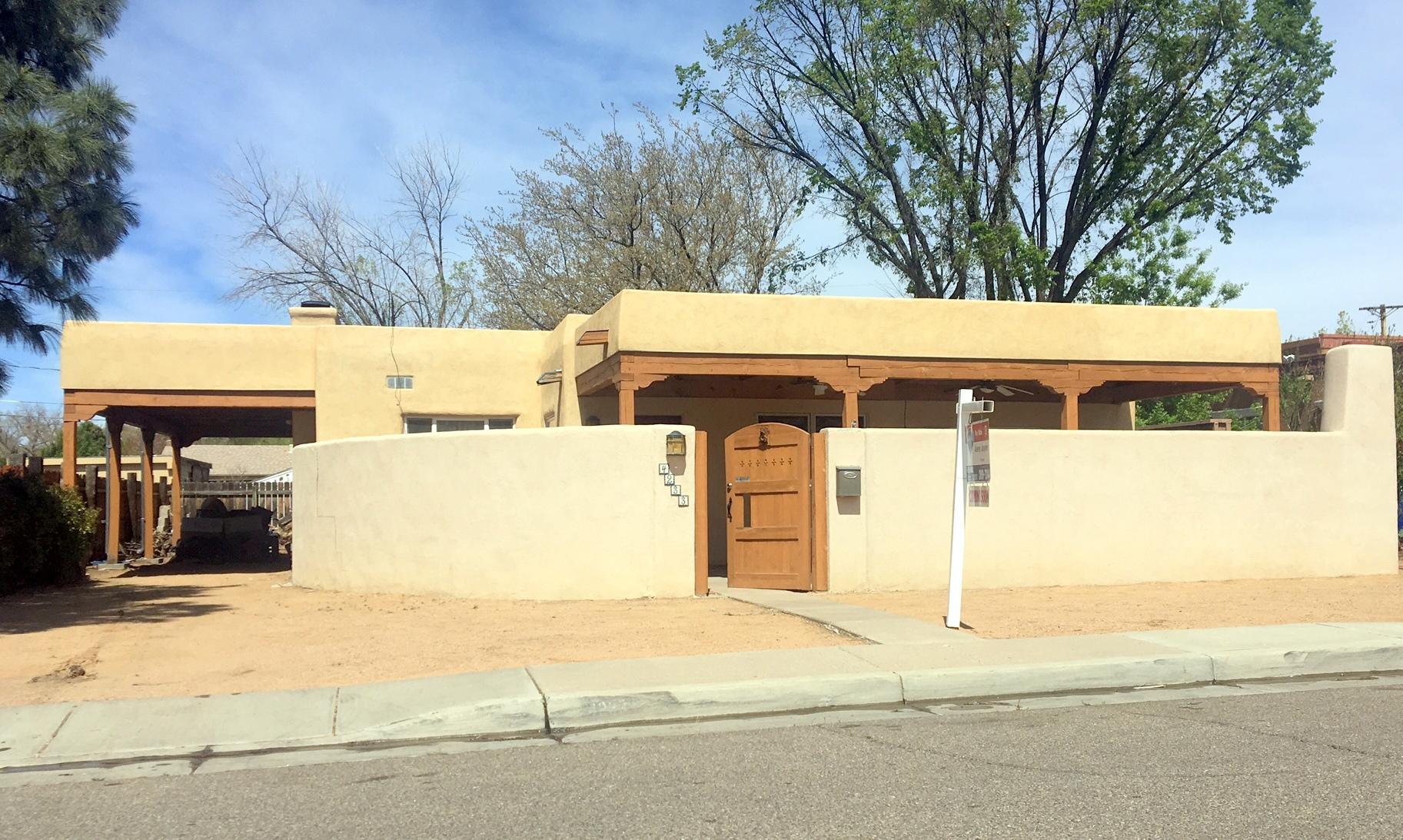 4233 Mackland Avenue NE, Albuquerque, NM 87110