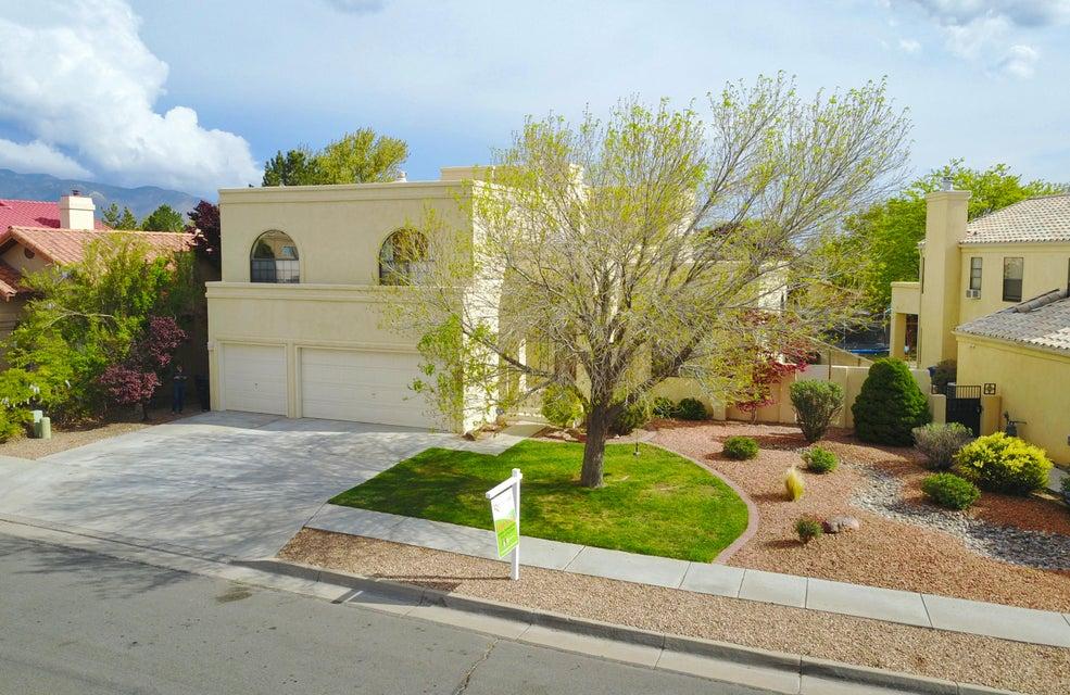 8528 NE Vineyard Ridge Road NE, Albuquerque, NM 87122