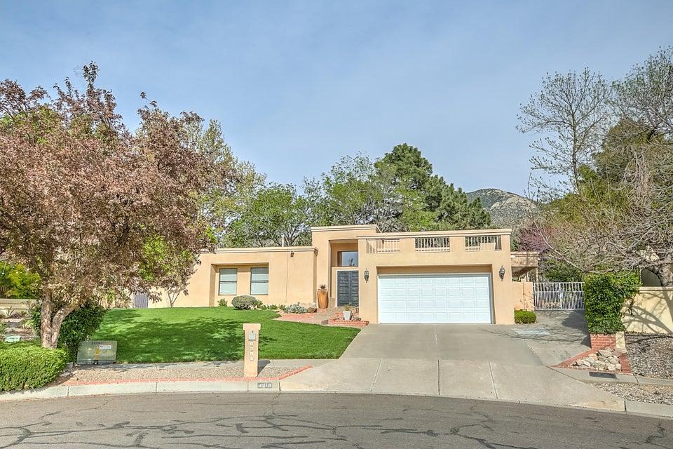 4018 Calle Castano Court NE, Albuquerque, NM 87111